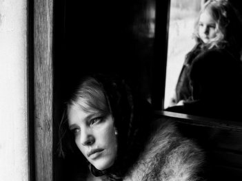 Cold War: Joanna Kulig in una scena del film
