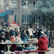 Donbass: un'immagine del film