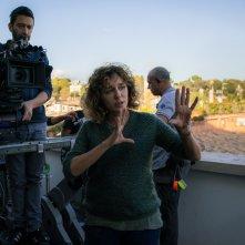 Euforia: Valeria Golino al lavoro sul set del film