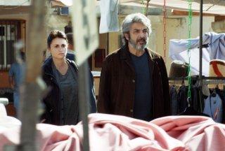 Everybody Knows: Penelope Cruz e Ricardo Darín in una scena del film