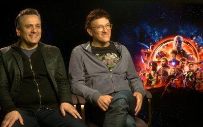 """I Russo su Infinity War: """"Thanos è la morte che bussa alla porta degli Avengers"""""""