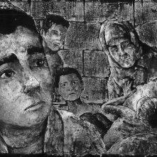 La strada dei Samouni: un'immagine animata tratta dal documentario