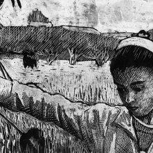 La strada dei Samouni: un'immagine animata del documentario