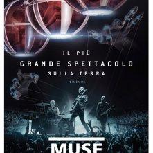 Locandina di Muse: Drones World Tour