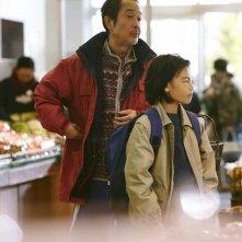 Shoplifters: una scena del film