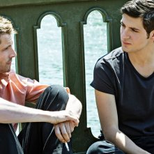 Sorry Angel: Vincent Lacoste e Pierre Deladonchamps in un'immagine del film