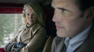The House That Jack Built: Uma Thurman e Matt Dillon in una scena del film