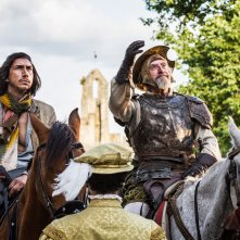 The Man Who Killed Don Quixote: Jonathan Pryce e Adam Driver in un momento del film