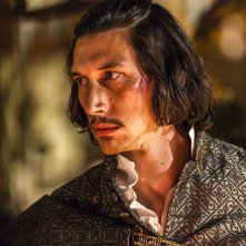 The Man Who Killed Don Quixote: Adam Driver in una scena del film