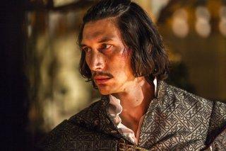 The Man Who Killed Don Quixote: Adam Driver in una scena del film