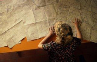 Troppa grazia: Alba Rohrwacher in un'immagine del film