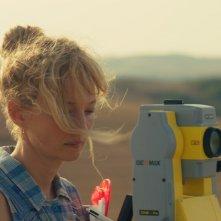 Troppa grazia: Alba Rohrwacher in una scena del film
