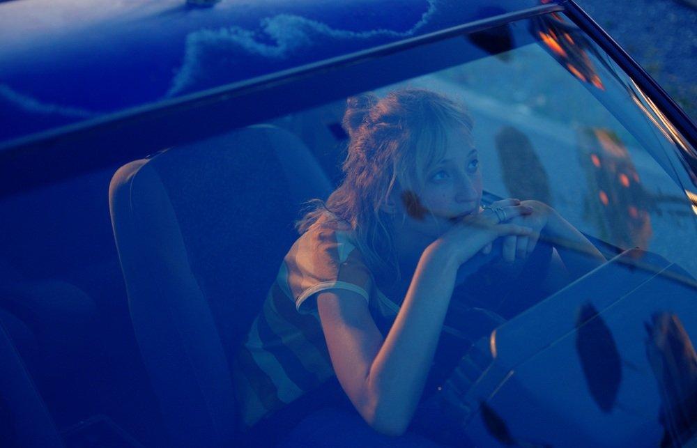 Troppa grazia: Alba Rohrwacher in un momento del film