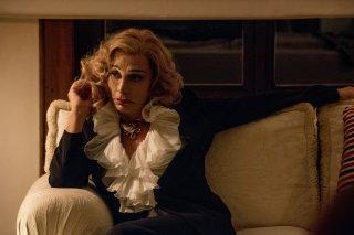 Loro 2: Anna Bonaiuto in un momento del film