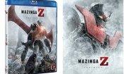 Mazinga Z Infinity: su Amazon c'è il Geek Mix con Blu-ray o DVD e 4 poster!