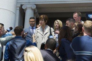 Tredici: Kate Walsh in una foto della seconda stagione