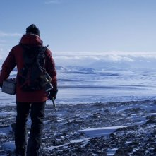Arctic: Mads Mikkelsen in un momento del film