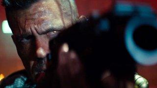 Deadpool 2: Josh Brolin in una scena del film
