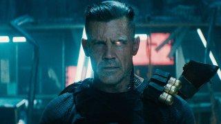 Deadpool 2: Josh Brolin in un momento del film