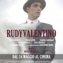 Locandina di Rudy Valentino