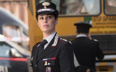 Vanessa Incontrada è Il Capitano Maria nella nuova fiction a puntate di Rai 1