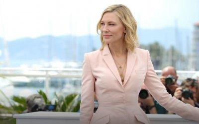 """Cannes 2018, Cate Blanchett: """"Le registe in concorso scelte per la qualità dei film, non per il loro sesso"""""""