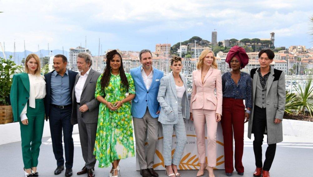 Cannes 2018: la giuria al completo