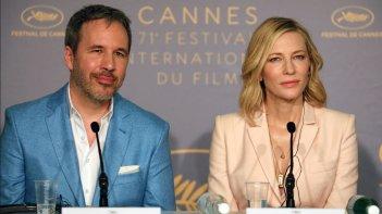Cannes 2018: Cate Blanchett e Denis Villenueve durante la conferenza