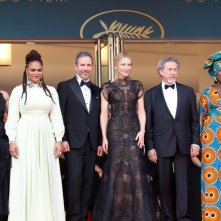 Cannes 2018: la giuria sul red carpet di apertura