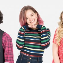 Penny on M.A.R.S.: un'immagine promozionale con Olivia-Mai Barrett, Shannon Gaskin e Finlay MacMillan