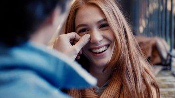SKAM Italia: la protagonista Eva in una scena della serie