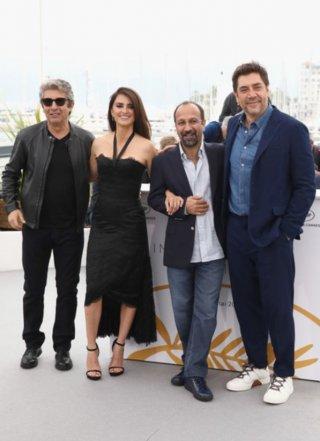Everybody Knows: Penelope Cruz, Javier Bardem, Ricardo Darin e Ashgar Farhadi a Cannes 2018