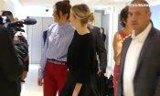 Cannes 2018: Alice e Alba Rohrwacher entrano alla conferenza di Lazzaro felice
