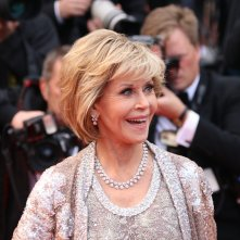 Cannes 2018: Jane Fonda sul red carpet di Blackkklansman