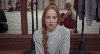 Suspiria: Dakota Johnson in una foto del film