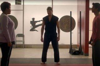 Cobra Kai: una foto della serie sequel di Karate Kid