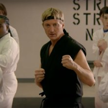 Cobra Kai: William Zabka in una foto della serie
