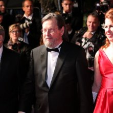 Cannes 2018: Lars von Trier e Bruno Ganz sul red carpet di The House Jack Built