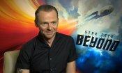 """Star Trek, Simon Pegg: """"Il film di Tarantino non sarà Pulp Fiction nello spazio"""""""