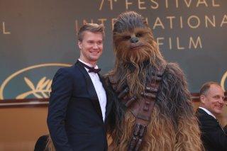 Cannes 2018: Joonas Suotamo e Chewbacca sul red carpet di Solo: A Star Wars Story