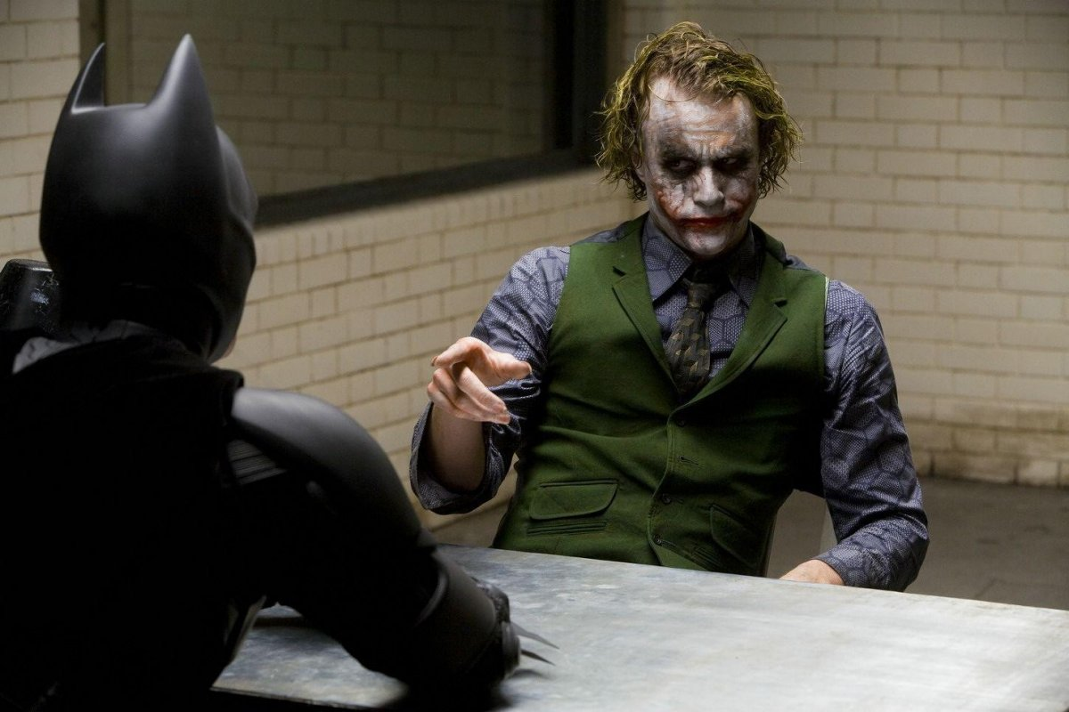 Risultati immagini per joker ledger batman