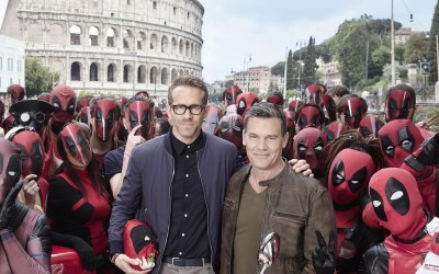 "Ryan Reynolds: ""Deadpool è il supereroe del popolo"""