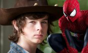 The Walking Dead: Chandler Riggs rivela quale supereroe Marvel vorrebbe interpretare!