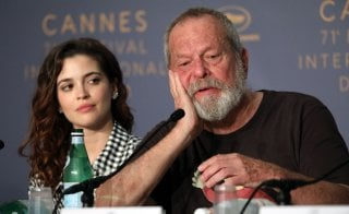 The Man Who Killed Don Quixote, Terry Gilliam in conferenza a Cannes 2018