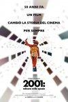Locandina di 2001: Odissea nello spazio