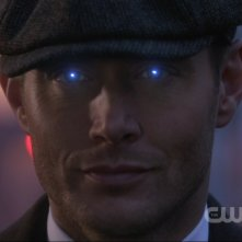 Supernatural: un primo piano di Jensen Ackles nell'episodio Let the Good Times Roll