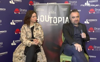 Youtopia: intervista a Matilda De Angelis e Berardo Carboni