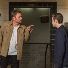 Supernatural: Alexander Calvert e Mark Pellegrino nell'episodio Let the Good Times Roll