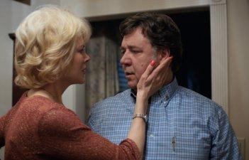 Boy Erased: Nicole Kidman e Russell Crowe in una foto del film