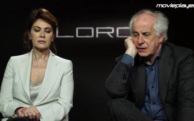 Loro 2: video intervista a Toni Servillo ed Elena Sofia Ricci
